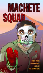 Book Cover: Machete Squad