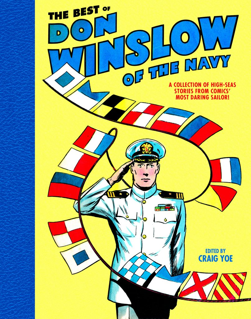 Book Cover: The Best of Don Winslow of the Navy