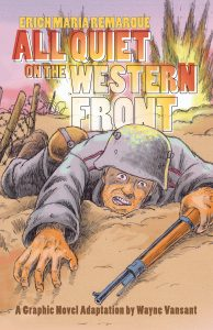 Book Cover: All Quiet on the Western Front