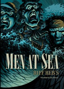 Book Cover: Men at Sea