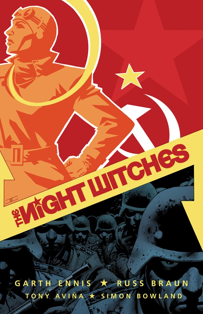 Book Cover: The Night Witches