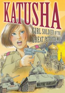 Book Cover: Katusha