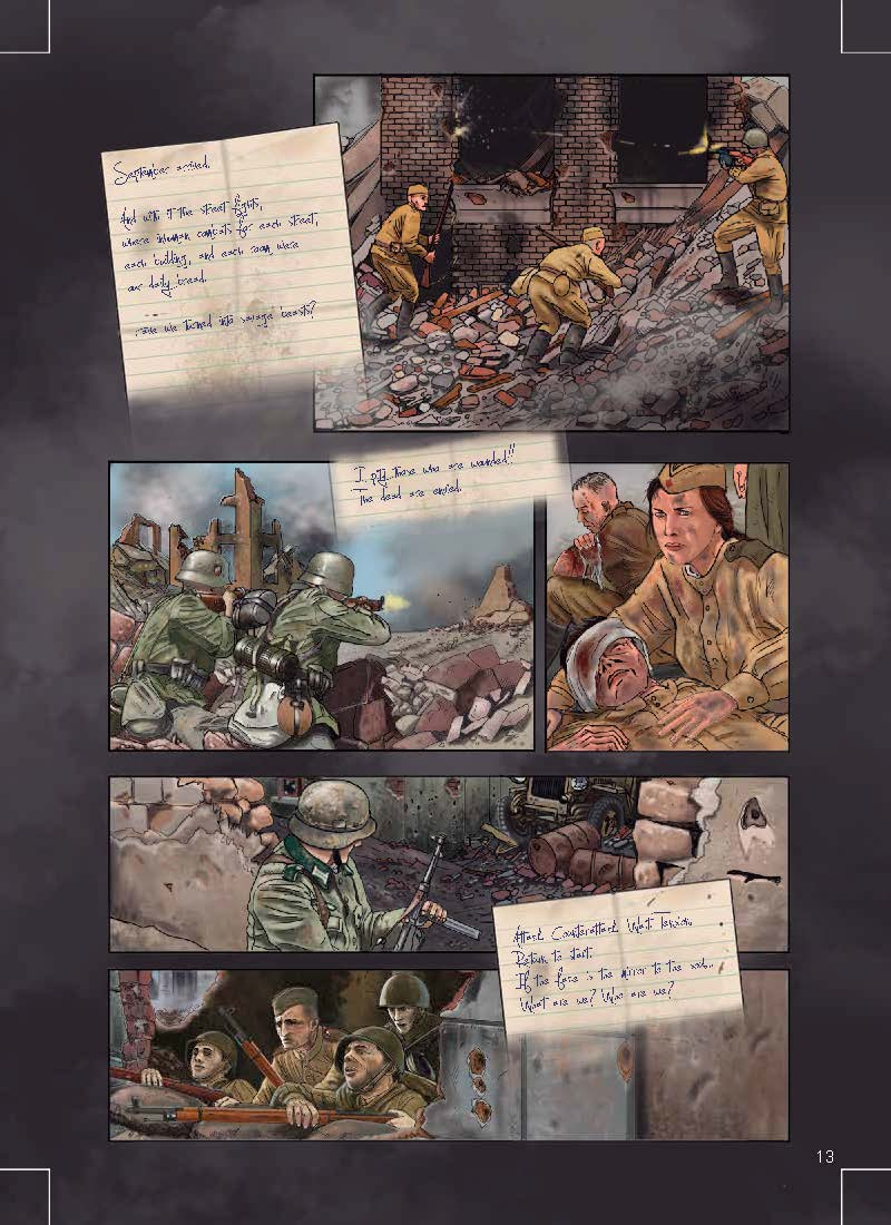 Additional Images: Stalingrad