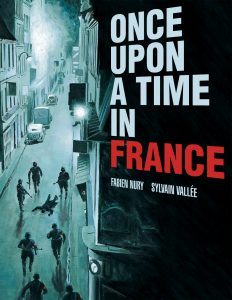 Book Cover: Once Upon a Time in France