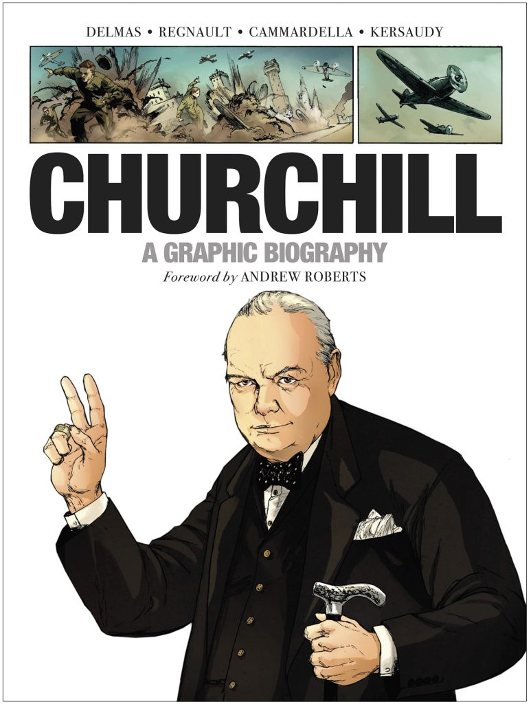Book Cover: Churchill