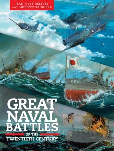 Book Cover: Great Naval Battles of the Twentieth Century