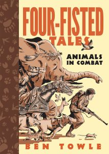 Book Cover: Four-Fisted Tales