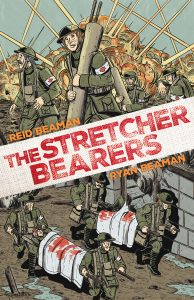 Book Cover: The Stretcher Bearers